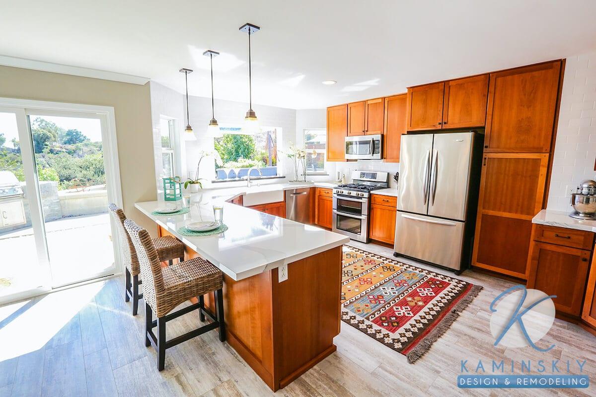 Galley Kitchen Designer San Diego