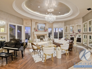 Poway Glamorous Whole Home Remodel