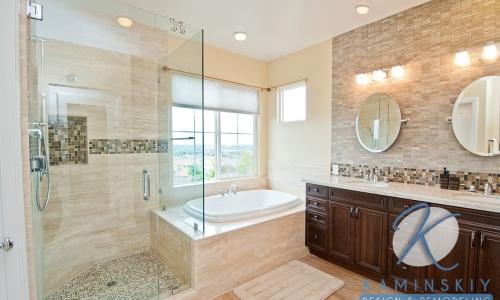 Carlsband Master Bathroom Remodeling Company