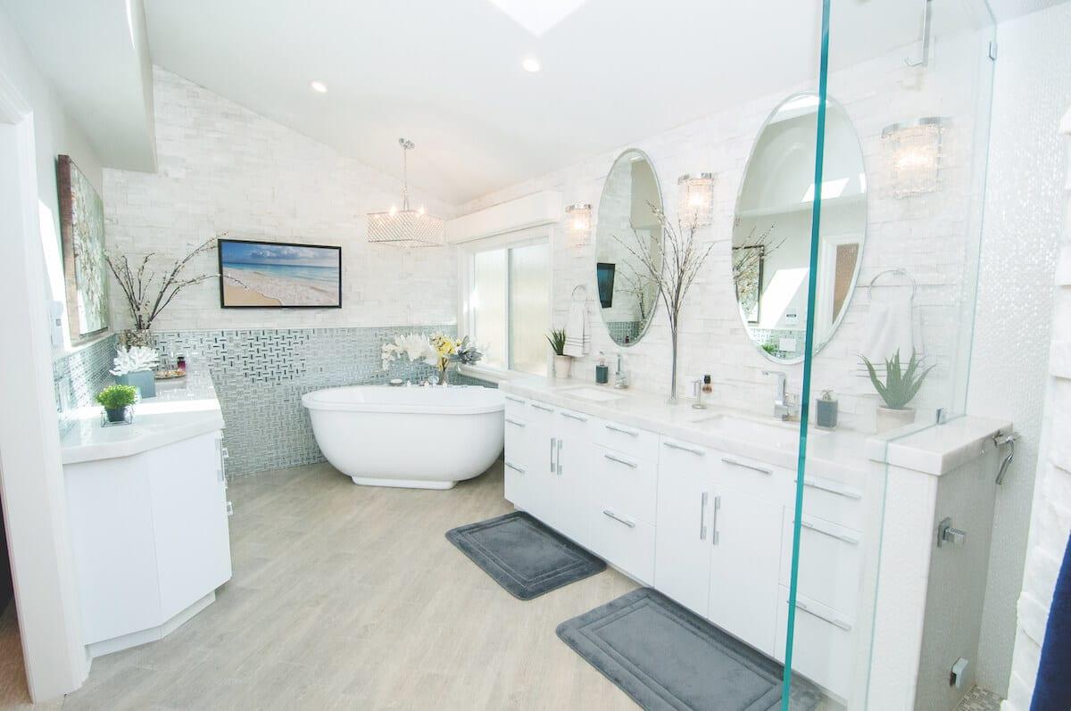 San Diego Bathroom Design and Remodel