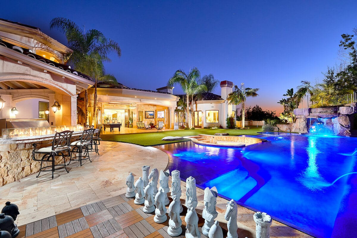 Outdoor Living Design Company in San Diego