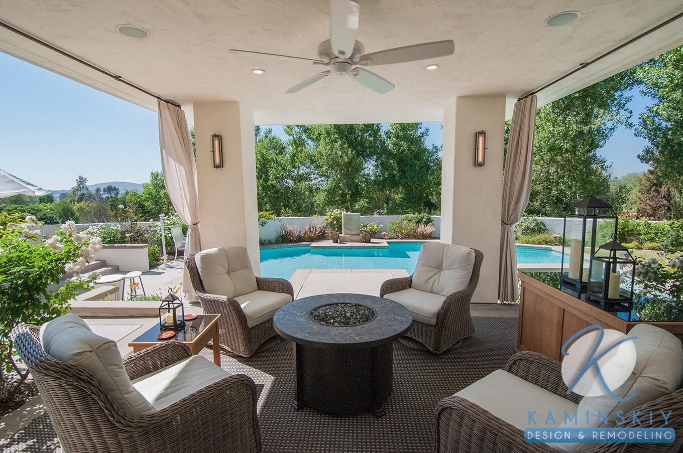 Best Design Company For Outdoor Living in San Diego