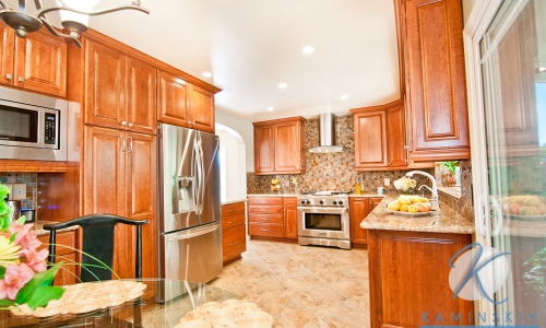 Poway Traditional Kitchen Remodel Company