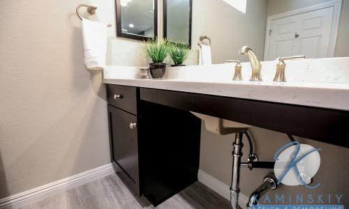 Rancho Penasquitos ADA Designed Master Bathroom
