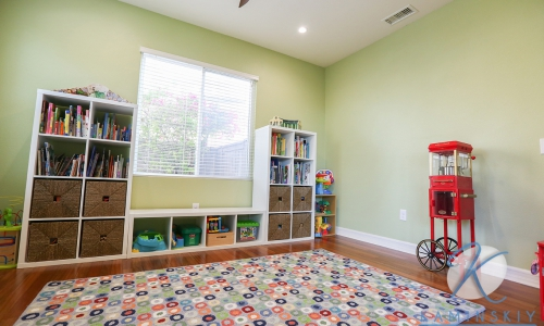 Playroom Addition In Scripps Ranch