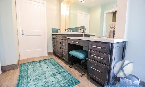 Tierrasanta Multi Bathroom Remodel