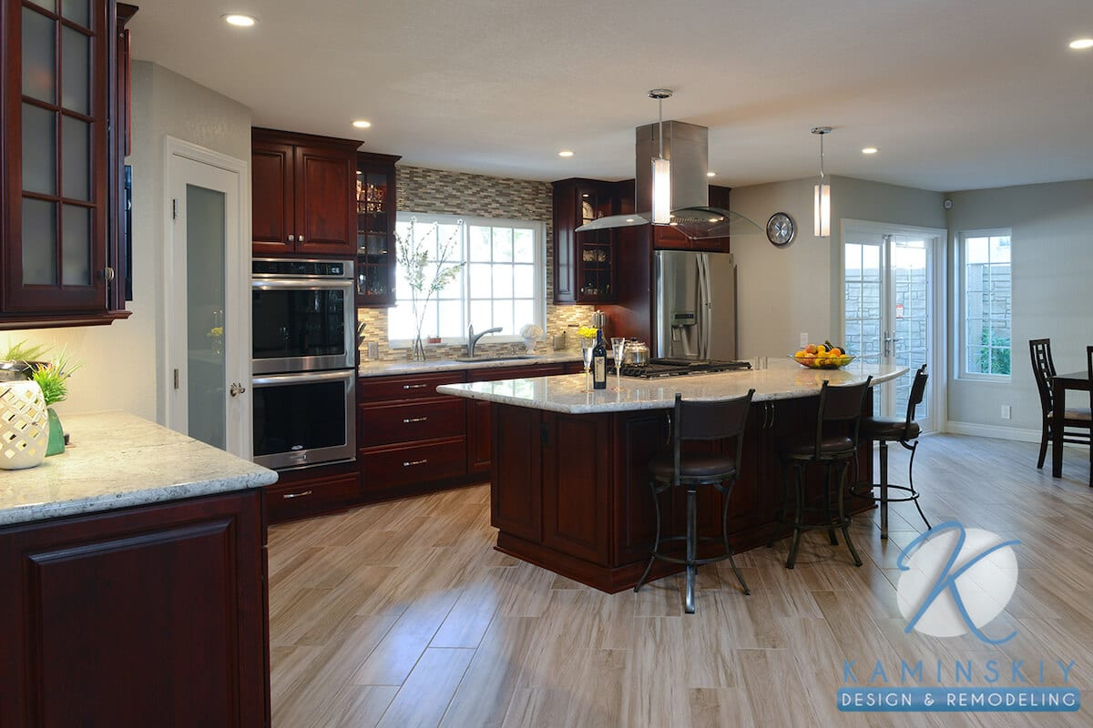 Transitional Kitchen Design Costs