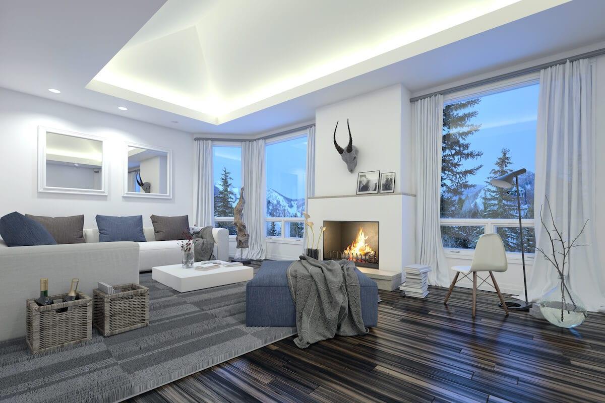 Home Design Recessed Lighting